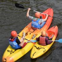 Boucle nature en kayak 1pl. 2h30 - de 18 ans/étudiants